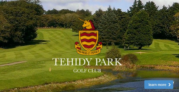 Welcome to Tehidy Park Golf Club