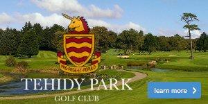 Welcome to Tehidy Park Golf Club